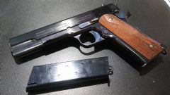 CRW Custom Marui+ Prime kit WW1 M1911  (Last1)